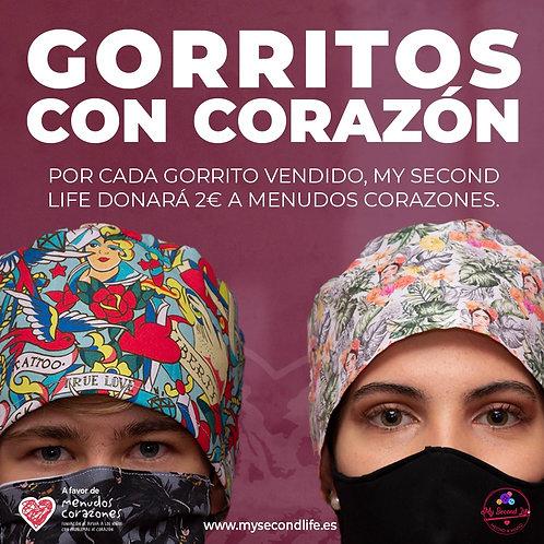 GORRITOS CON CORAZON