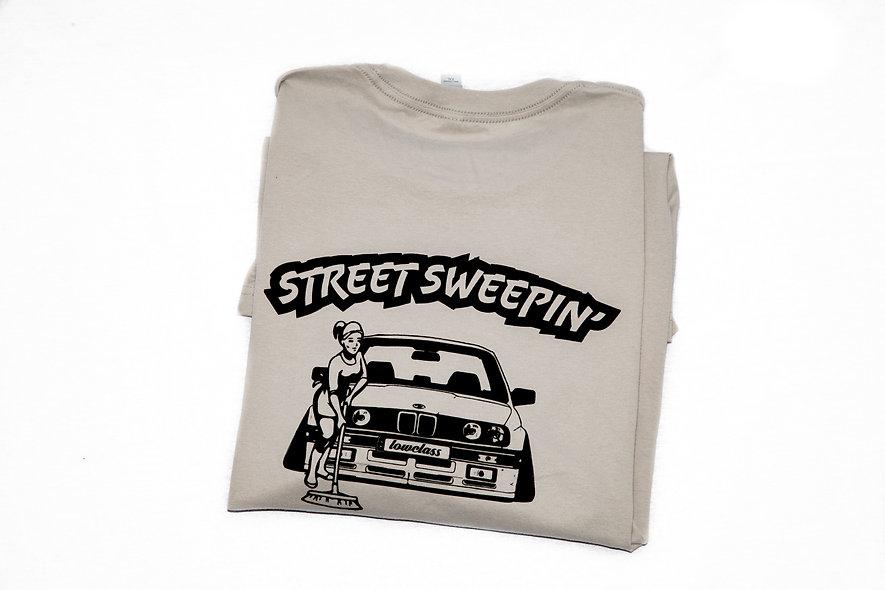 STREET SWEEPIN