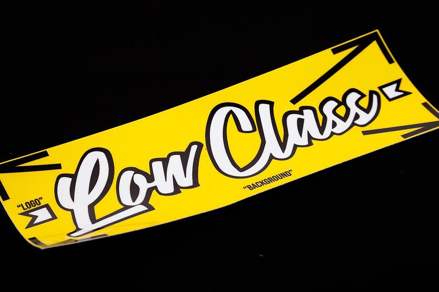 LOWCLASS OFF-WHITE SLAP