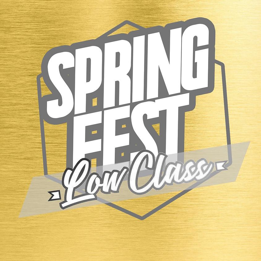 Springfest VIP Payment