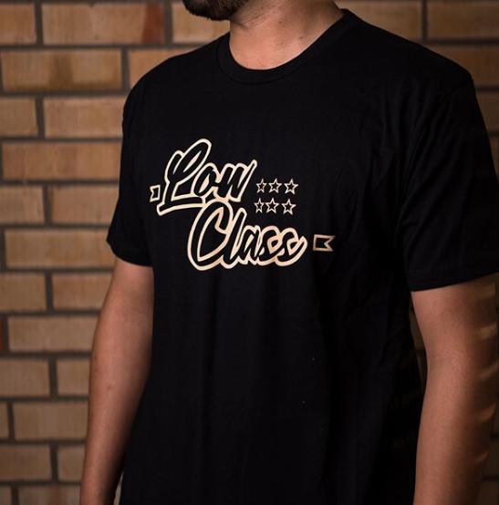 LowClass Black/Gold