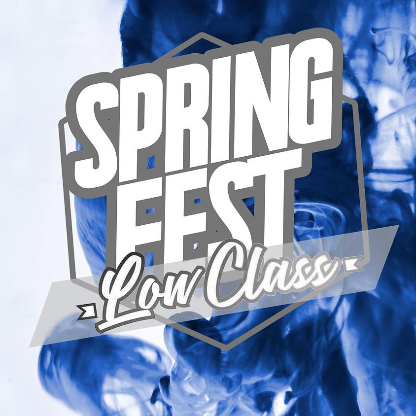 Springfest Outdoor VIP