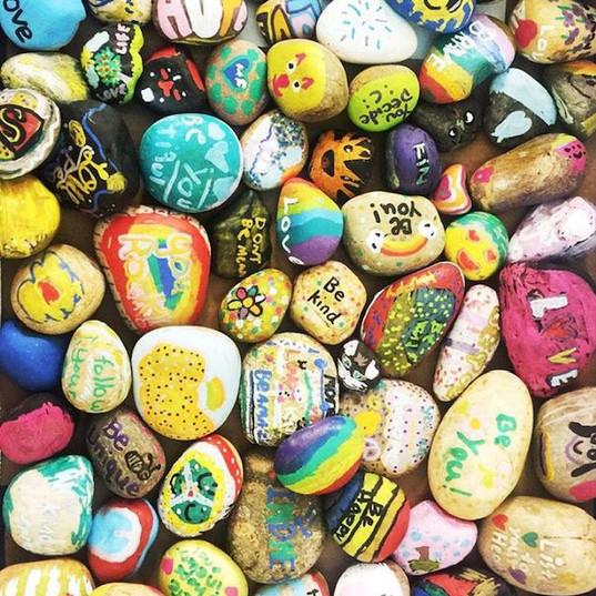 Art Appreciation- Painted Rocks