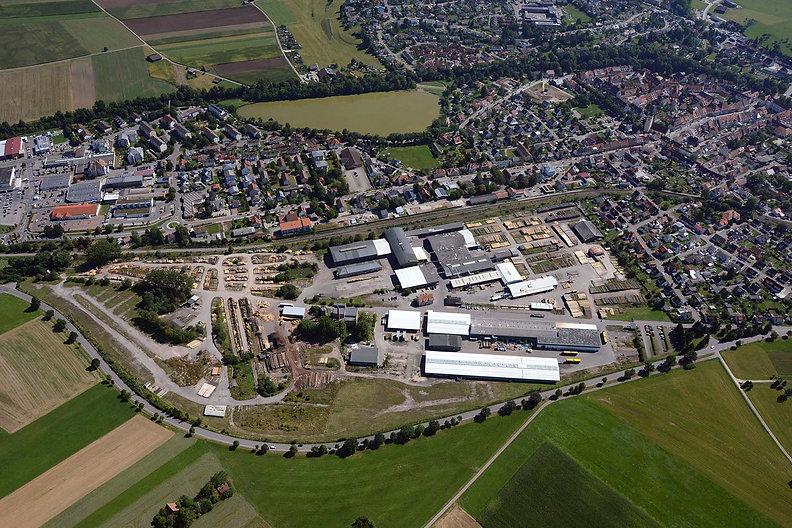 Fürstenberg-THP Werksgelände Hüfingen