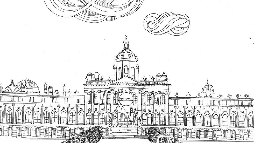 Castle Howard Print