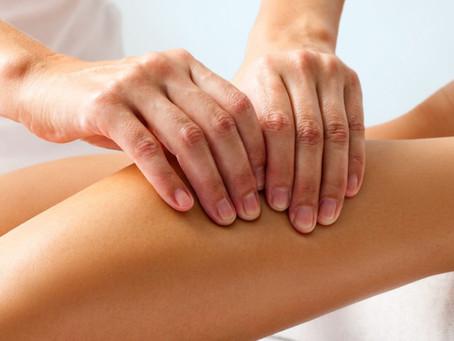 Les rhumatismes, l'arthrose et les massages.