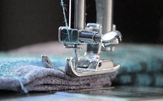 Pied de machine à coudre professionnelle - sous traitance en couture d'ameublement