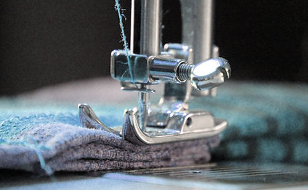 Sewing, mending, alterations.