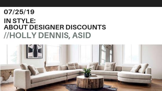 """Designer """"Discounts"""""""