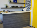 Holly Dennis Interiors Designs Storefront for Cornerstone Nutrition
