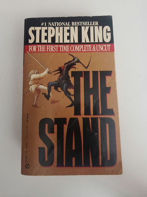 Steven King - The Stand. Complete and Uncut