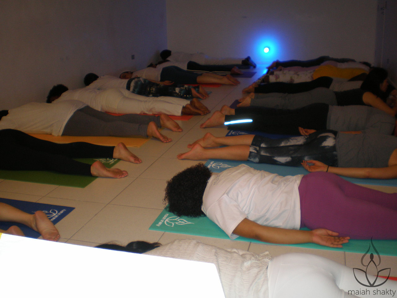 Workshop Yoga e Virtudes