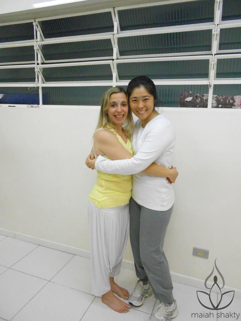 Workshop Yoga e Virtudes