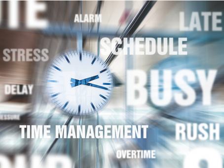 4 Effective Time Management Strategies You Need To Master