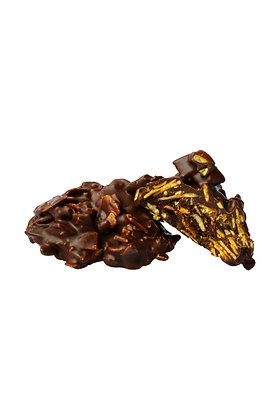 Vegan Bademli Bitter Çikolata 100gr