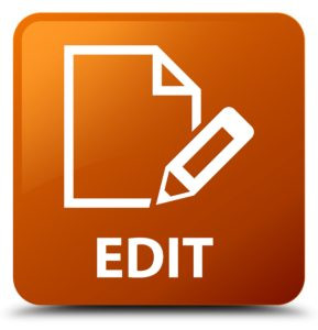 Proofread and Edit Your Proposal - #6 Proposal Development Process Improvement Lesson Learned