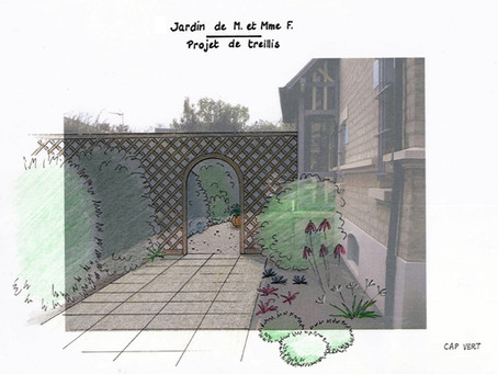 Jardin en plein vent