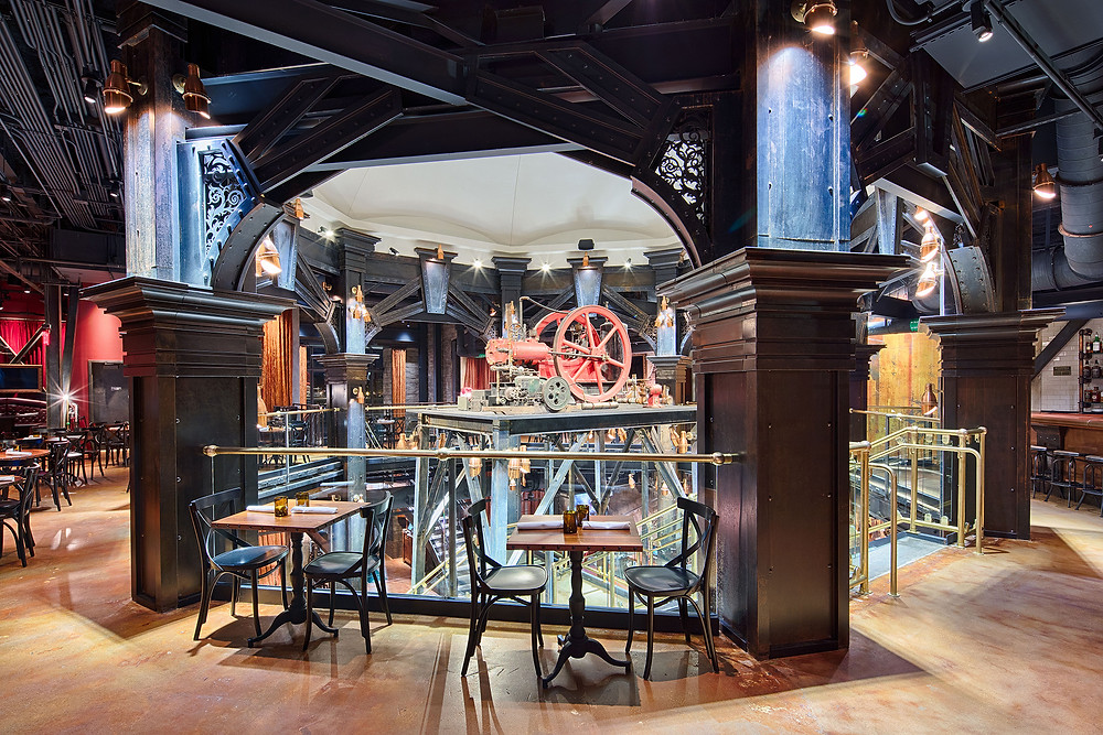 The Edison at Disney Springs, AOA's full turn-key project with Delaware North