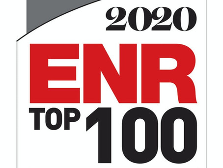 AOA Selected by ENR as one of 100 Top Construction Management/Project Management Firms