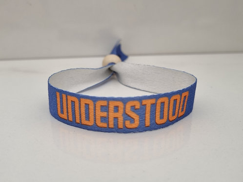 Understood Wristband