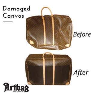 Damaged Canvas