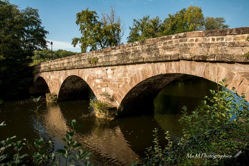 Corrèze-Pont de St Viance (19e)