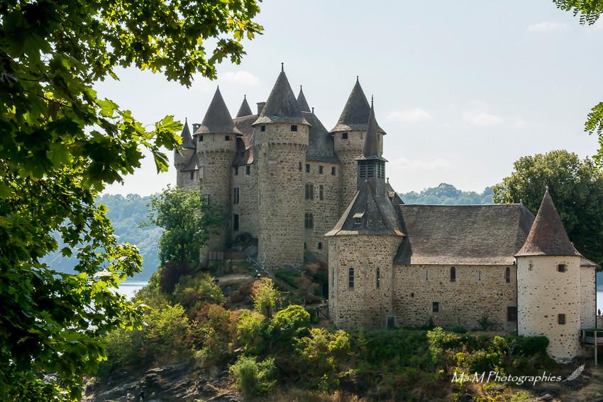 Cantal - Château de Val