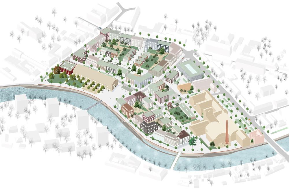 NEUHÄUSL HUNAL | Brownfield Redevelopment