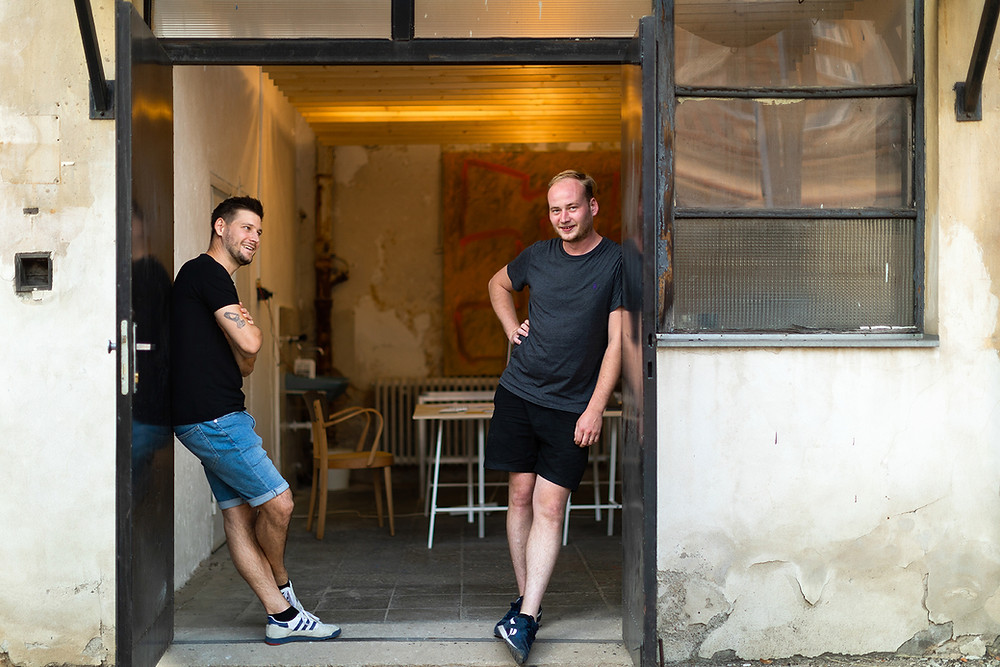 HRANA studio | Radim Kučera & Jan Mikoška