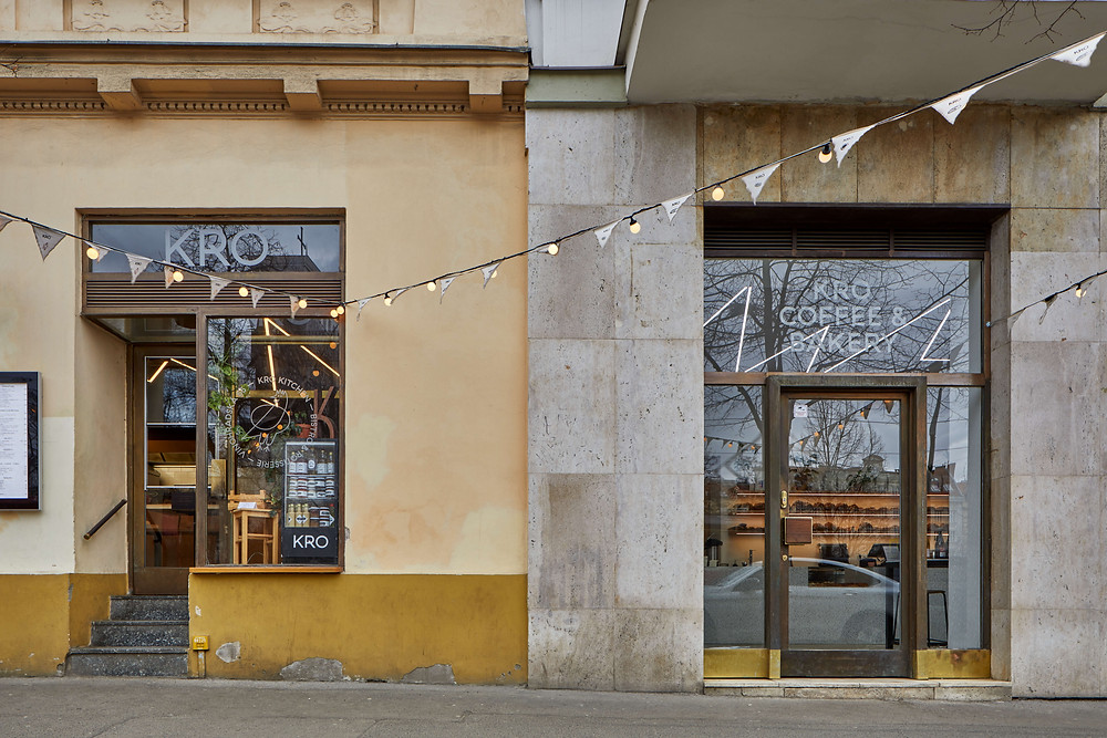 NEUHÄUSL HUNAL | KRO Coffee & Bakery