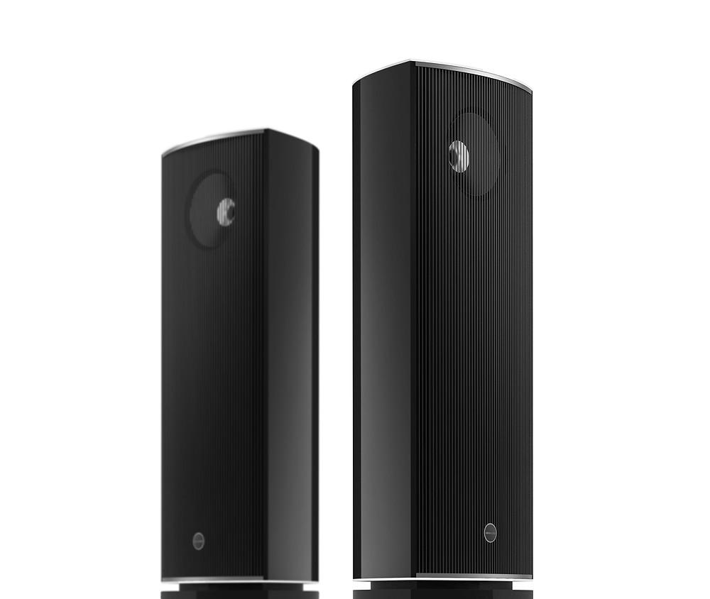 MASHONI   Uniq Audio Model One speakers • 2015