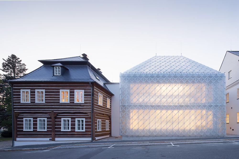 OV ARCHITEKTI | LASVIT Headquarters