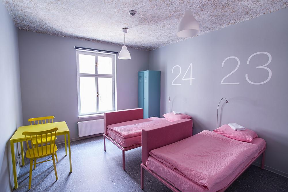 Interior of Hostel Zlaty Kohout | Kroměříž, 2015