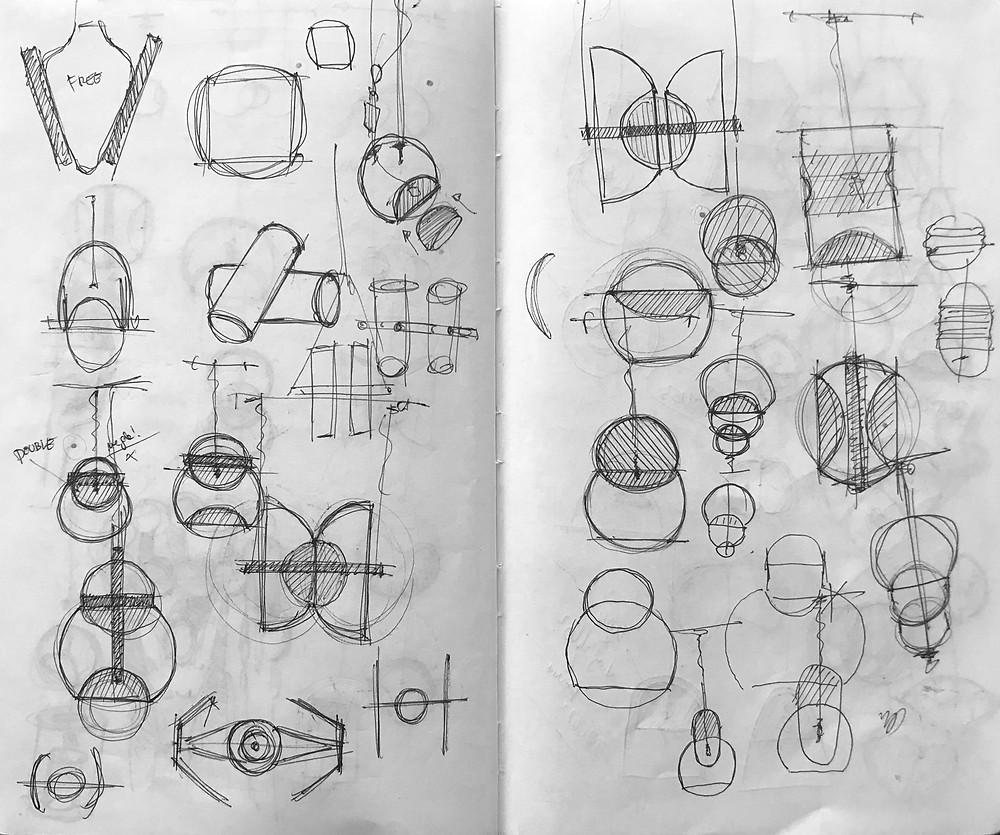 LASVIT   GLOBE METRO /sketches