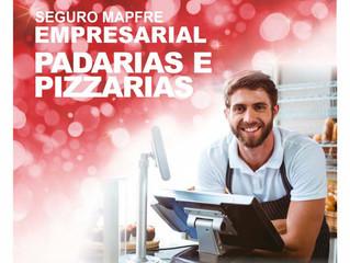 Seguro Mapfre Empresarial Padarias e Pizzarias