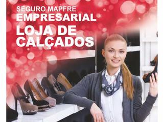Seguro Mapfre Empresarial Loja de Calçados