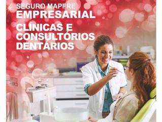 Seguro Mapfre Empresarial  Clínicas e Consultórios Dentários