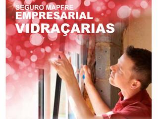 Seguro Mapfre Empresarial Vidraçarias