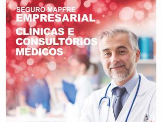 Seguro Mapfre Empresarial Clínicas e Consultórios Médicos