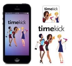 Timekick logo