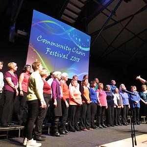 Community Choirs Festival 2018