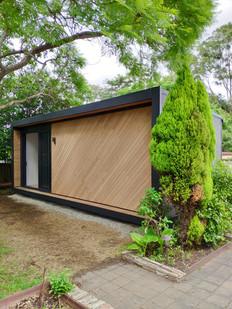 Burleigh Timber Wall