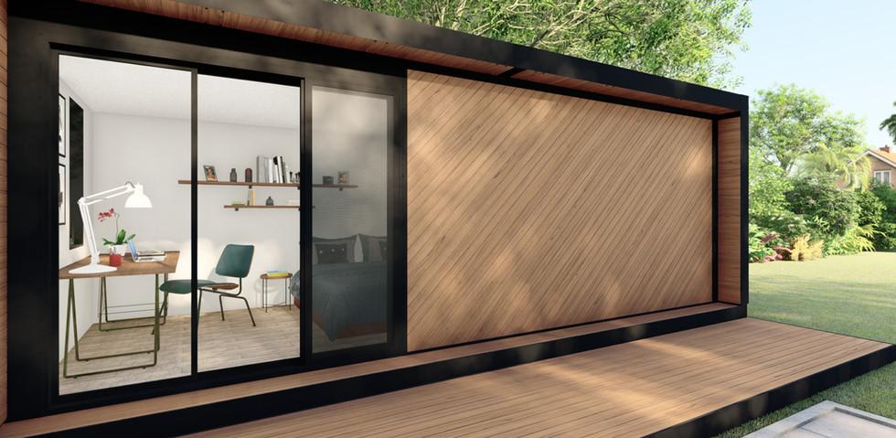 Choose your exterior base design