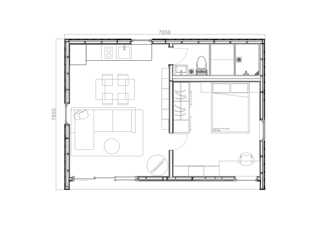 Burleigh 6 meter - 1 Bedroom.PNG