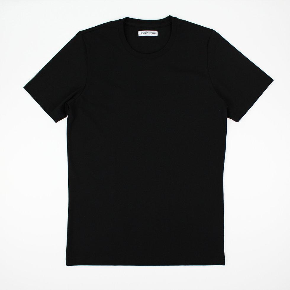 Black Slim Fit T-Shirt