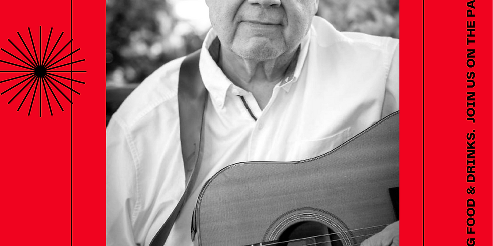 """The Voice of the Mariners, """"Tom Hutyler"""" Plays the Patio Sessions"""
