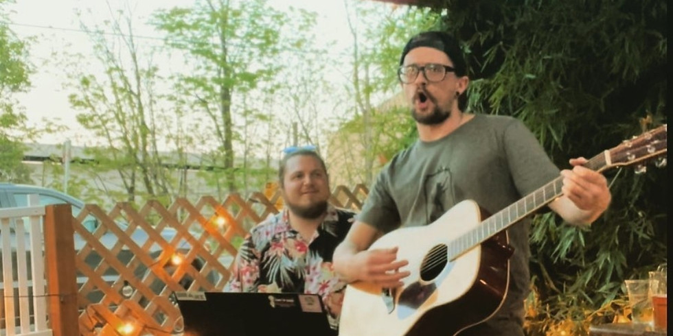 """""""Dinner Date"""" plays The Patio Sessions at The Spot West Seattle"""