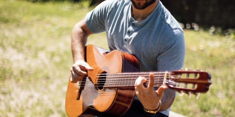 Jase Mitchell Ihler - Plays The Patio Sessions at The Spot West Seattle