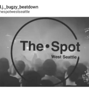 Live At The Spot West Seattle