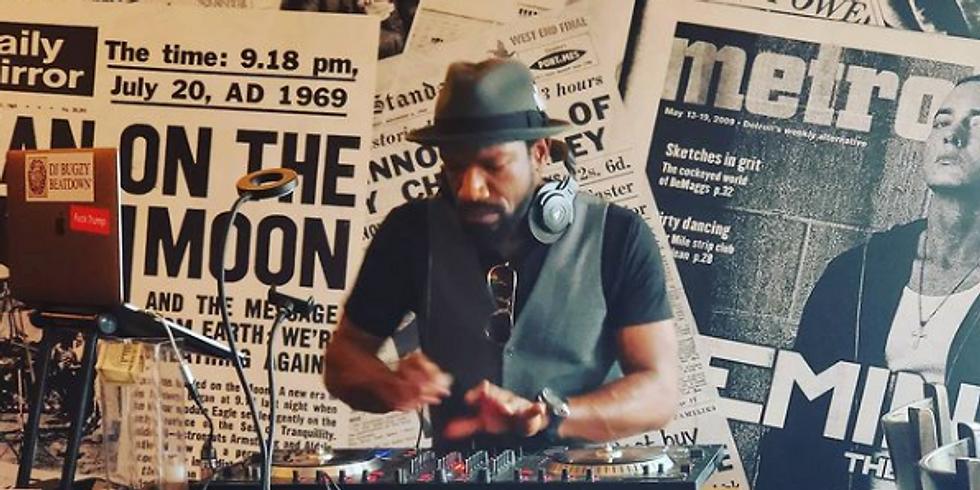 DJ Bugzy Beatdown -Live At The Spot West Seattle